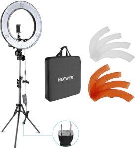 NEEWER カメラ写真ビデオ用照明セット
