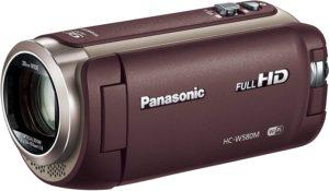 Panasonic HDビデオカメラ HC-W585M